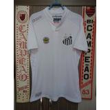 Camisa Santos Kombat - Camisa Santos Masculina no Mercado Livre Brasil 5db772f4d8245