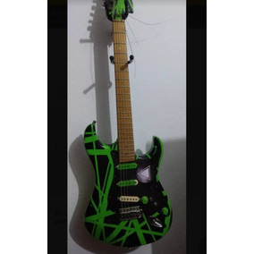 Guitarra Tagima 735 Evh Strato ~635 E2 E1 Ja2 Special