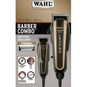 3c679697b Kit Whal Barber Combo Corte + Acabamento Original Americana