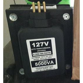 Auto Transformador 5kva 110v /220v Ar Cond 12000 Btu