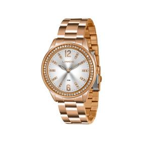 160f4654b39 Relogio Feminino Rose Lince - Relógio Lince Feminino no Mercado ...