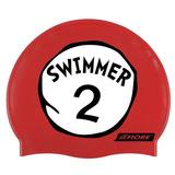 e8bbba308 Touca De Silicone Para Natação Swimmer 2