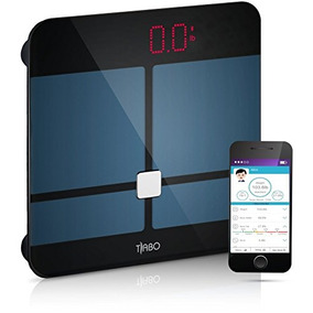 Bluetooth Body Fat Scale Bmi - Con Aplicación Para Ios Y An