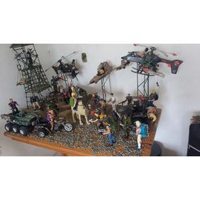 Coleção Bonecos E Veículos Do Rambo