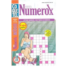 Revista Almanaque Coquetel 3 Em 1 Numerox 144 Páginas 2 Un