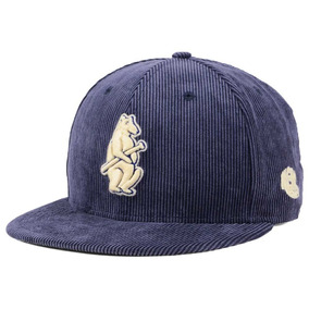 New Era Cachorros Chicag Mlb Gorra Corderoy Pana 9fifty Snap 78b4fa37356