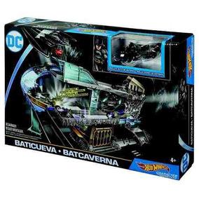 Batcaverna Pista Hot Wheels Mattel Dxc79 Lançamento