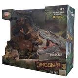 Dinosaurio Control Remoto Gigante T-rex Juquetes