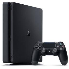 Console Sony Playstation 4 Slim 500gb Modelo 2115 Original