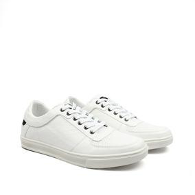 Zapatos Synergy Plimsoll White Zb1118