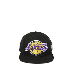 New Era Gorra Ne 950 Logo Grand Snap Lakers Blkblkotc Gorra 22d9307960a