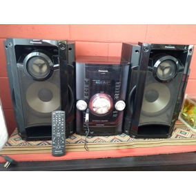 Equipo De Sonido Marca Panasonicresolucion De 4200w