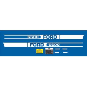 Adesivos Ford 6600