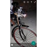 Bicicleta Panadera Antigua
