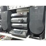 Equipo De Sonido Sony Le Fubciona El Cd Y Auxiliar