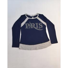 T Shirt Givenchy Paris - Calçados, Roupas e Bolsas Azul no Mercado ... e3f5843eb34