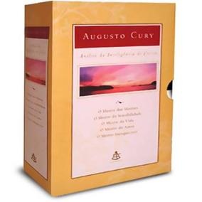 Livro Box - Coleção Análise Da Inteligência De Cristo