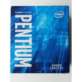 Pentium Processor G4400 3.3 Ghz Fcl Ga1151