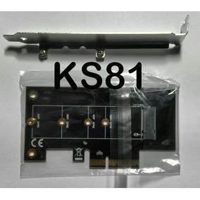 Adaptador Ssd M.2 Pcie 4x - Nvme