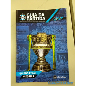Guia Da Partida 168 - Grêmio X Atlético-mg - 2016