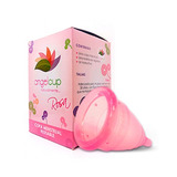 Copa Menstrual Rosa Grande