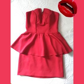 Vestido Rojo Para Toda Ocasion Nuevo