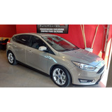 Ford Focus3 2.0 Se Plus At62015 100%financiado Bco Provincia