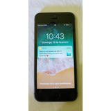 Iphone 5s 16 Gb, Icloud Livre, Em Até 12x Sem Juros