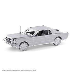 Mini Réplica De Montar Ford Mustang