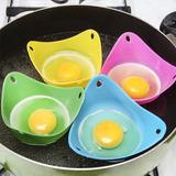 Molde De Silicon Para Huevos Cocidos Omelet Cocina Saludable