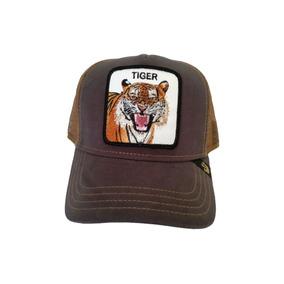 Gorra Goorin Bros, Logo Tiger, Snapback