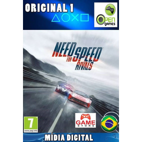 Need For Speed Rivals Psn Ps4 Original 1
