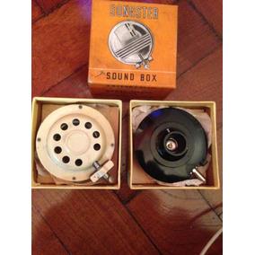 Membrana Para Gramofonos Vitrolas, Nuevas En Caja, Inglesas