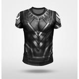 Remera Black Panter - Pantera Negra Full Print