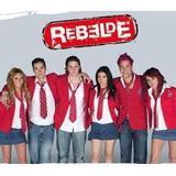 Novela Rebelde As 3 Temporadas Completas Em Dvd - Espanhol