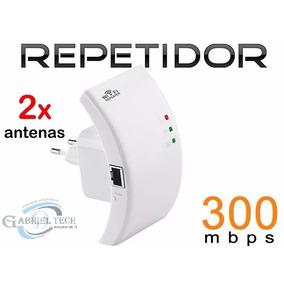 Repetidor De Sinal Wifi 300 Mbps