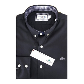 Camisa Lacoste - Camisa Masculino no Mercado Livre Brasil f8c2f3e4e53