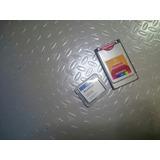 Memoria De 2 Gb Y Adaptador Pcmcia Para Cnc Incluye Iva