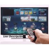 Air Mouse Control Con Teclado Y Microfono Smart Tv Y Pc Rcp1