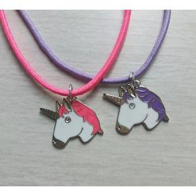 89e1e9b056f Colar De Best Friends De Unicornio - Colar no Mercado Livre Brasil