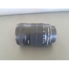 Lente Canon 18 - 135 Mm