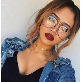 Oculos De Grau Feminino Barato Aviador - Óculos no Mercado Livre Brasil 5b46183c03