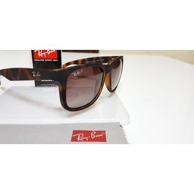 ba87f84a452c3 Óculos Ray Ban 4165 Justin Tartaruga Lentes Degrade De Sol - Óculos ...