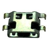 Conector Pin Centro De Carga Alcatel Ot6013 Ot 6013 6012