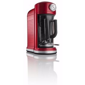Licuadora De Revolución Magnética Ksb5015ca Kitchenaid Rojo