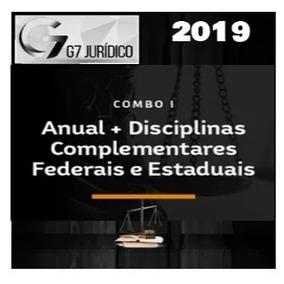 Carreira Jurídica 2019 Da G7 Juridico + Mod