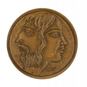 Theophille Gautier Medalha Comemorativa