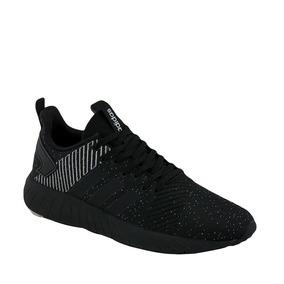 buy popular f8516 05f8b Tenis Casual adidas Questar Byd 185564 Negro Hombre Nuevo