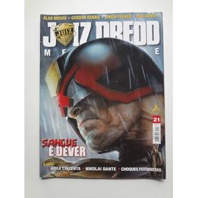 Gibi Juiz Dredd Megazine Nº 21