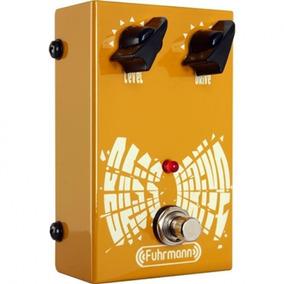 Pedal Para Contra-baixo Fuhrmann Bd-01 Bass Drive + Brinde